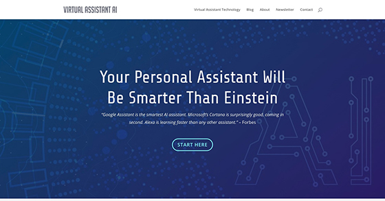 Virtual Assistant AI